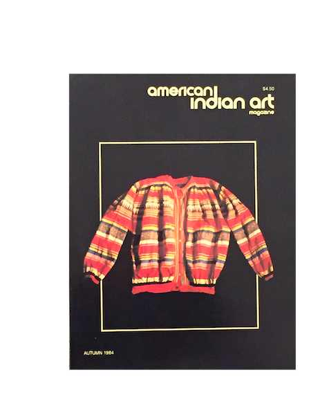 AMERICAN INDIAN ART MAGAZINE. Vol. 009, No. 4