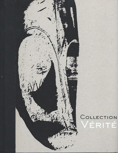 (Auction Catalogue) COLLECTION VERITE. ARTS PRIMITIFS