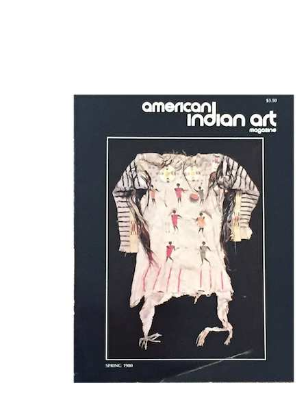 AMERICAN INDIAN ART MAGAZINE. Vol. 005, No. 2