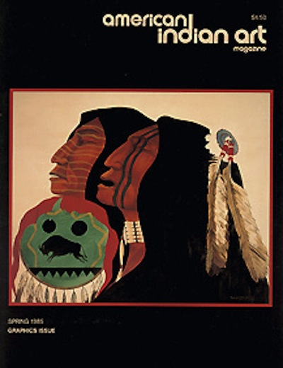 AMERICAN INDIAN ART MAGAZINE. Vol. 010, No. 2