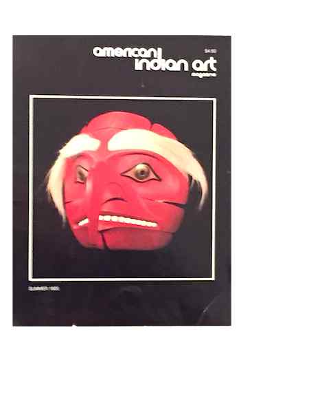 AMERICAN INDIAN ART MAGAZINE. Vol. 010, No. 3
