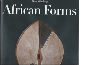 AFRICAN FORMS, M. Ginzberg.