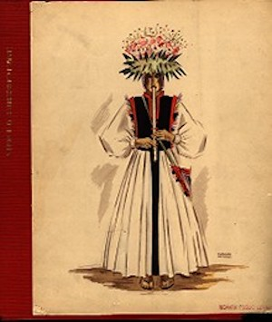 COSTUMES OF SOUTH AMERICA. E. Halouze