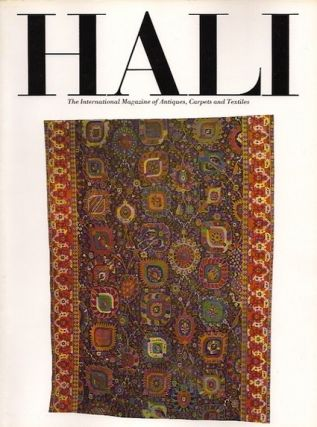 HALI - The International Magazine of Antique Carpet and Textile Art