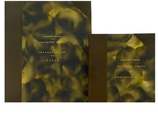 COLLECTED ESSAYS IN ORNAMENTAL ART.; (Two volumes). Hjalmar Stolpe, Henry Balfour, foreword