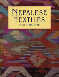 NEPALESE TEXTILES. S. Dunsmore