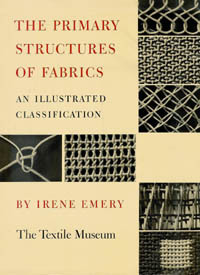THE PRIMARY STRUCTURE OF FABRICS. An Illustrated Classification. I. Emery