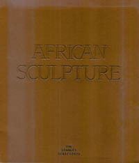 AFRICAN SCULPTURE--THE STANLEY COLLECTION. C. d. Roy