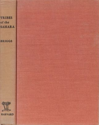 TRIBES OF THE SAHARA. L. Briggs