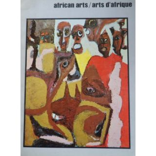 AFRICAN ARTS MAGAZINE: A Quarterly Journal, Vol. 02, #3