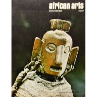 AFRICAN ARTS MAGAZINE: A Quarterly Journal, Vol. 06, #1