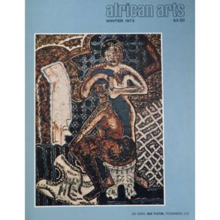 AFRICAN ARTS MAGAZINE: A Quarterly Journal, Vol. 11, #2