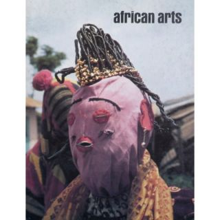 AFRICAN ARTS MAGAZINE: A Quarterly Journal, Vol. 11, #3