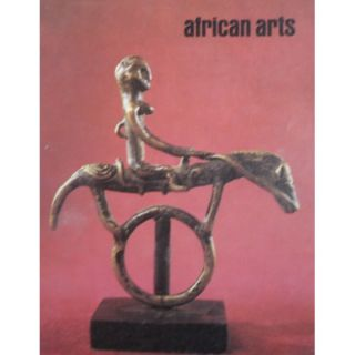 AFRICAN ARTS MAGAZINE: A Quarterly Journal, Vol. 12, #2