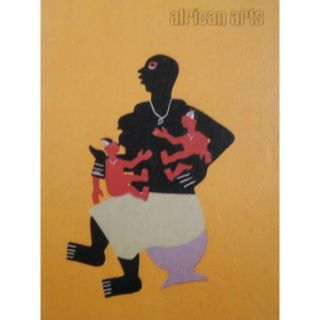 AFRICAN ARTS MAGAZINE: A Quarterly Journal, Vol. 13, #2