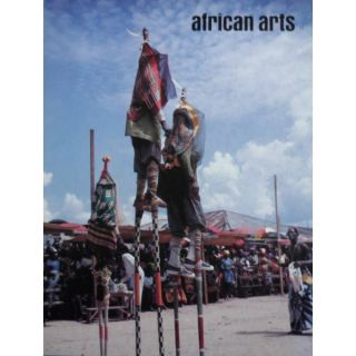 AFRICAN ARTS MAGAZINE: A Quarterly Journal, Vol. 13, #3