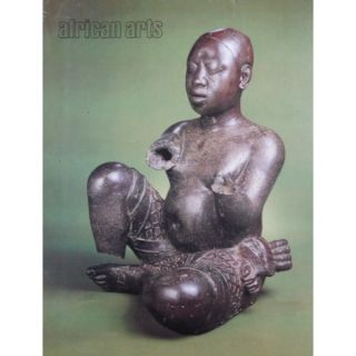 AFRICAN ARTS MAGAZINE: A Quarterly Journal, Vol. 13, #4