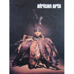 AFRICAN ARTS MAGAZINE: A Quarterly Journal, Vol. 14, #1