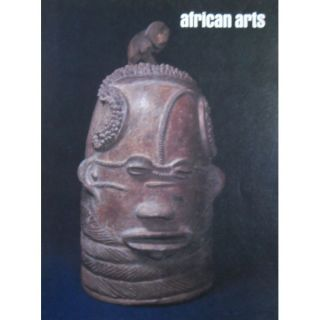 AFRICAN ARTS MAGAZINE: A Quarterly Journal, Vol. 14, #2