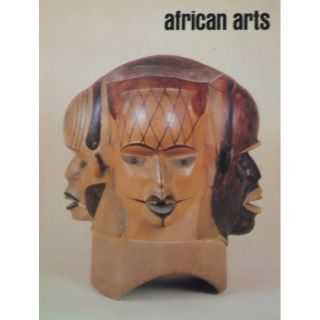 AFRICAN ARTS MAGAZINE: A Quarterly Journal, Vol. 15, #1