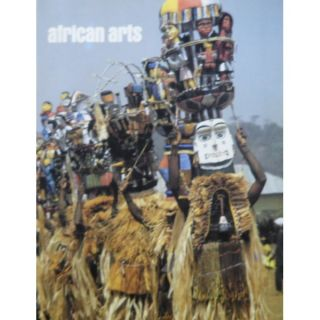 AFRICAN ARTS MAGAZINE: A Quarterly Journal, Vol. 16, #1