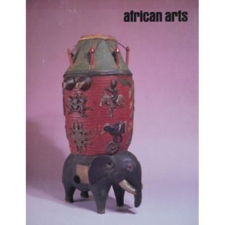 AFRICAN ARTS MAGAZINE: A Quarterly Journal, Vol. 17, #2
