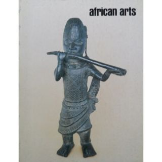 AFRICAN ARTS MAGAZINE: A Quarterly Journal, Vol. 19, #4