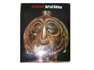 ART OF AFRICA. Treasures From the Congo. J. Cornet