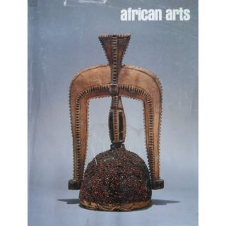 AFRICAN ARTS MAGAZINE: A Quarterly Journal, Vol. 20, #4
