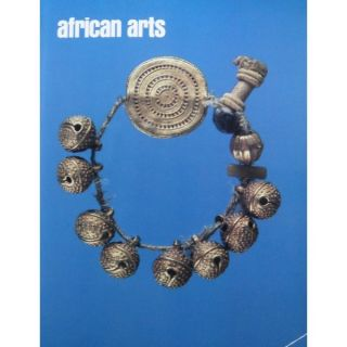 AFRICAN ARTS MAGAZINE: A Quarterly Journal, Vol. 22, #4