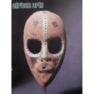 AFRICAN ARTS MAGAZINE: A Quarterly Journal, Vol. 26, #1