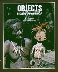 OBJECTS. Signs of Africa. L. De Heuseh.