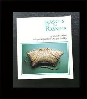 BASKETS IN POLYNESIA. W. Arbeit
