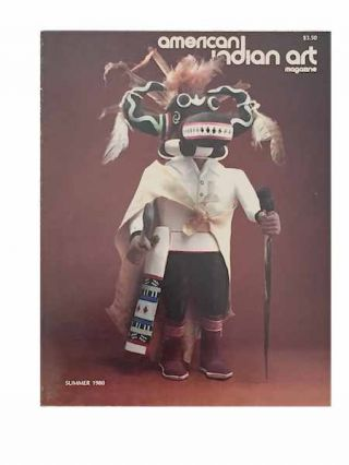 AMERICAN INDIAN ART MAGAZINE. Vol. 005, No. 3