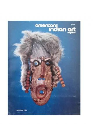 AMERICAN INDIAN ART MAGAZINE. Vol. 005, No. 4