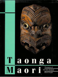 TAONGA MAORI. Treasures of the New Zealand People. F. Doig, J. Davidson.