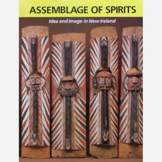 ASSEMBLAGE OF SPIRITS, IDEA AND IMAGE IN NEW IRELAND. L. Lincoln, R. Wagner, D. Heintze, M. Gunn,...