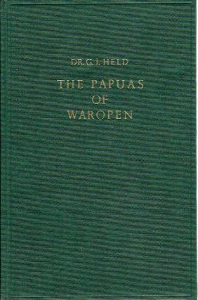 THE PAPUAS OF WAROPEN. G. j. Held.