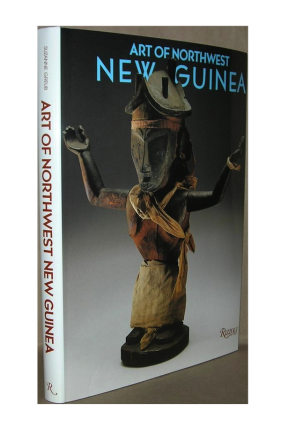 ART OF NORTHWEST NEW GUINEA. From Geelvink Bay, Humboldt Bay, and Lake Sentani. S. Greub