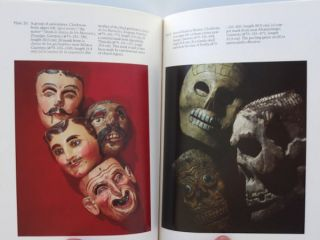 MEXICAN MASKS. D. Cordry