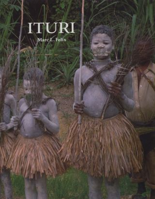 ITURI. The Distribution of Polychrome Masks in Northeast Zaire. M. l. Felix
