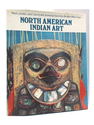 NORTH AMERICAN INDIAN ART. Masks, Amulets, Wood Carving and Ceremonial Dress From the North-West...